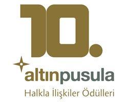 10. Altın Pusula Halkla İlişkiler Ödülleri Yarışması Heyecanı Başlıyor!