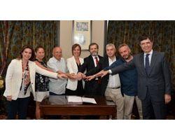 İletişim ve Medya İlişkileri Yönetiminde Mesleki İlkeler imzalandı