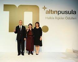 10. Altın Pusula Büyük Ödülü Dumansız Hava Sahası Projesinin Oldu
